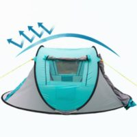 3-4 Man Family Size Instant Tent