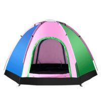 6 Person Outdoor Dome Family Camping Tent