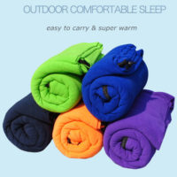 Warm Fleece sleeping bag