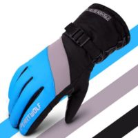 Mens Sports Warmest Winter Ski Snowboarding Gloves