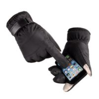 Men Winter Snow Ski Touch Screen Gloves
