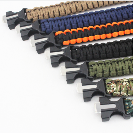 Military Survival Paracord Bracelets
