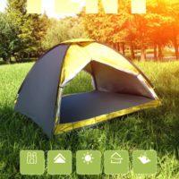 2 Men Instant Portable Tent