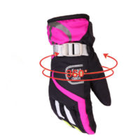 Cotton Lining Sports Ski Gloves