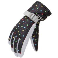 Breathable Snow Gloves for Women