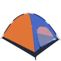 3-Season Lightweight Water Resistant Camping Dome Tent