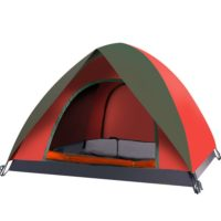4 person Double layer Pop Up Tent