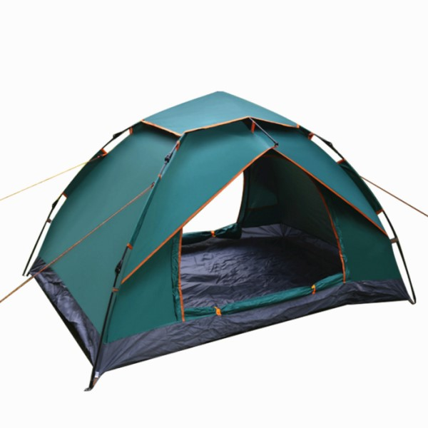 Automatic Waterproof 2 Person Backpacking Tent   HIMRON