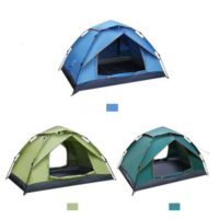 Automatic Waterproof 2 Person Backpacking Tent