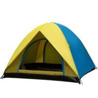 Easy Setup Rainproof Camping 4 Person Tent
