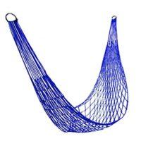 Hanging Nylon Mesh Rope Hammock