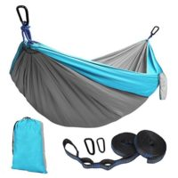 Parachute Lightweight Anti-fade Nylon Single Double Hammock