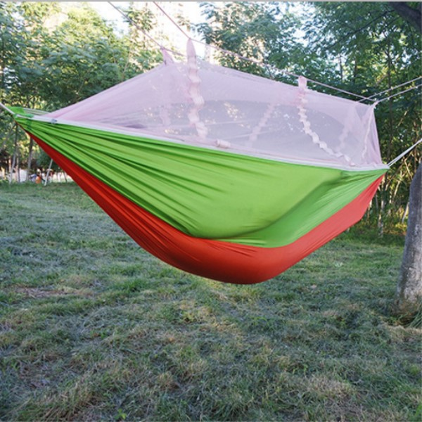 Mosquito Net Parachute Nylon Fabric Lightweight Hammock