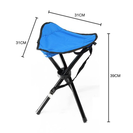 Portable Stable Travel Chair Tri-Leg Stool  sc 1 st  Himron & Portable Stable Travel Chair Tri-Leg Stool | HIMRON