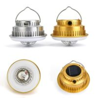 Rechargeable Portable Outdoor LED Camping Lamp