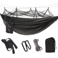 Travel Mosquito Net Sleeping Hammock