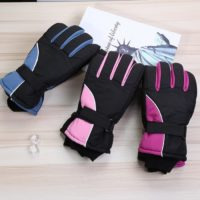 adult winter sports gloves waterproof windproof
