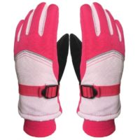 Thicken Fabric Ski Glove